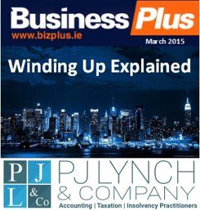 Winding Up - PJ Lynch